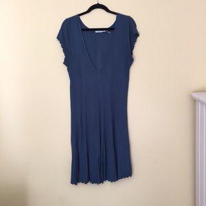 Kimchi blue Deep V Dress